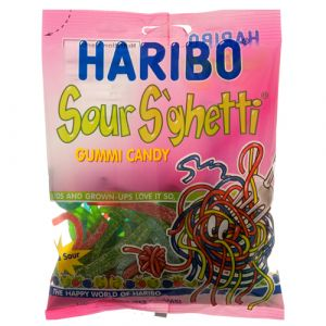 GUMMY SOUR S GHETTI
