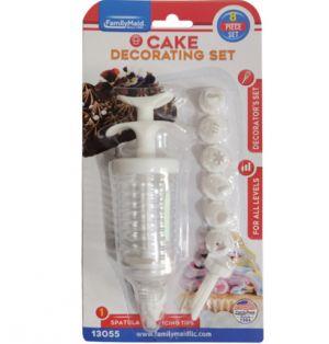 CAKE DECORATING SET