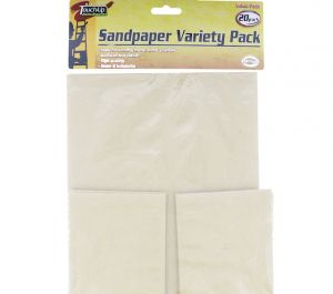 SANDPAPER VARIEY PACK OF 20