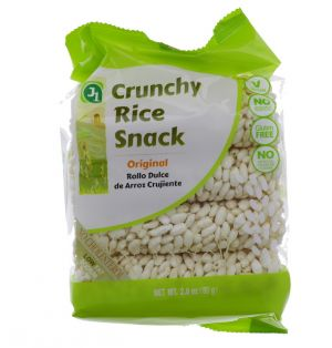 CRUNCHY RICE SNACK 722545