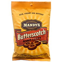 MANDYS BUTTERSCOTCH CANDY 5 OZ