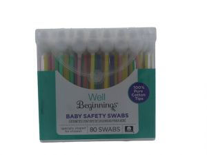 BABY COTTON SWABS
