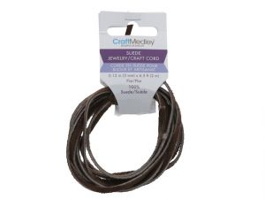 DARK BROWN CRAFT CORD