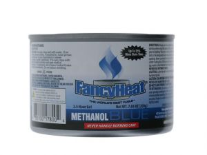 FANCY HEAT METHANOL BLUE