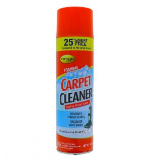 CARPET CLEANER SPRING FLORAL SCENT 16 OZ