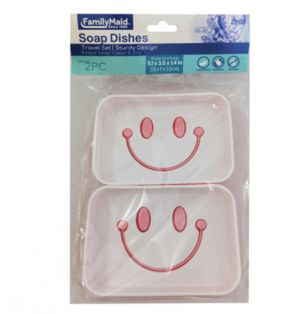 SOAP DISHES 5.1 X 3.5 X 1.4 INCH