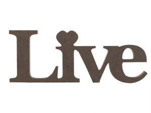 LIVE WORD DECOR