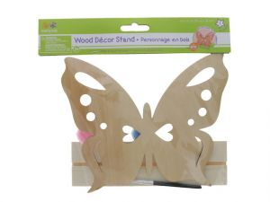 BUTTERFLY WOOD STAND