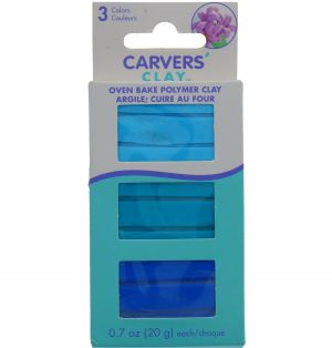 CRAVERS CLAY 3 PACK 0.7 OZ