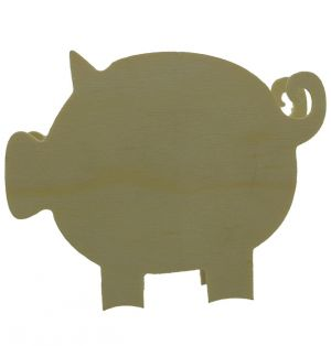 PIG COIN BANK 4.7 INCH