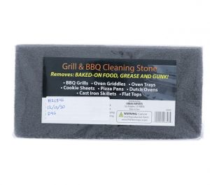 GRILL AND BBQ CLEANING STONE