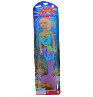 MERMAID DOLL 11 INCH
