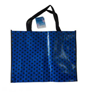 BAG WITH SMALL POLKA DOTS 19.7 X 5.9 INCHES