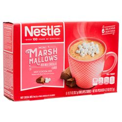 NESTLE HOT COCOA 6 CT MARSHMALLOW