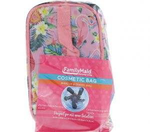 COSMETIC BAG 5.11 X 8.1 X 4.5 INCH