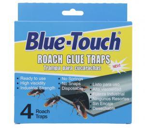 ROACH GLUE TRAPS 4 ROACH TRAPS