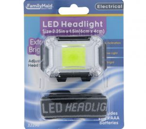 LED HEADLIGHT 2.25 X 1.5 INCH
