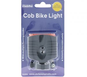 COB BIKE LIGHT 2.25 X 2.25 INCH