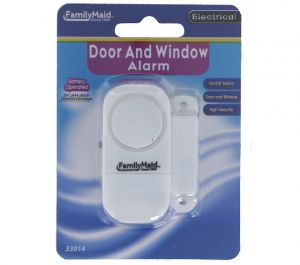 DOOR AND WINDOW ALARM