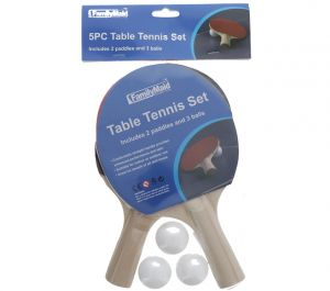 TABLE TENNIS 5 PC