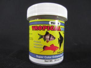 TROPICAL FISH FOOD DELUX IN BOTTLE 0.35Z