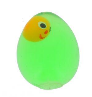 FACE EGG SHAPE SPLAT BALL