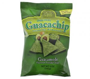 GUACA CHIPS 601778