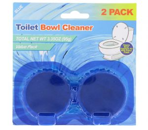 TOILET BOWL CLEANER 2 PACK