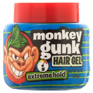 HAIR GEL 7.5Z EXTREME HOLD