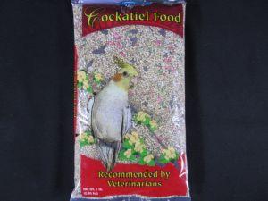 BIRD FOOD COCKATIEL 1 LB