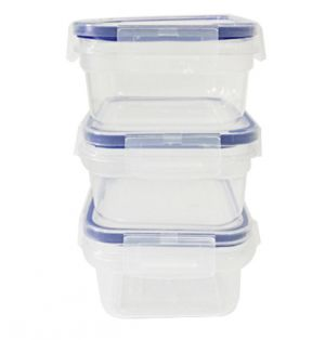 FOOD CONTAINER 3 PACK