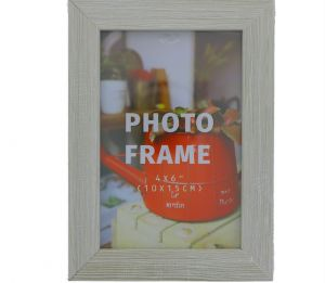 PHOTO FRAME 4 X 6 INCH WHITE