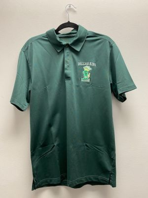 SMALL GREEN SHORT SLEEVE SHIRT