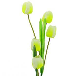 YELLOW ARTIFICAL LONG FLOWER 39.5