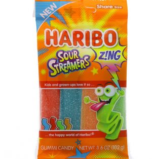 HARIBO SOUR STREAMER