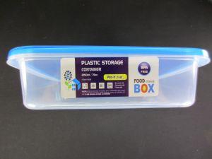 PLASTIC STORAGE CONTAINER 76 OZ