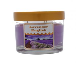 LAVENDAR ENGLISH CANDLE