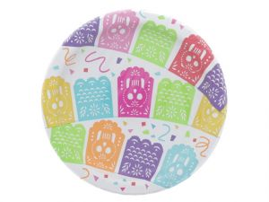 FIESTA PLATE 7 IN 8 CT