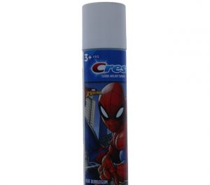 SPIDERMAN CREAST TOOTHPASTE