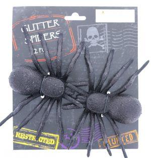 GLITTER SPIDER 2 PACK