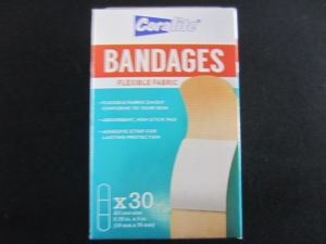 BANDAGES FLEXIBLE FABRIC