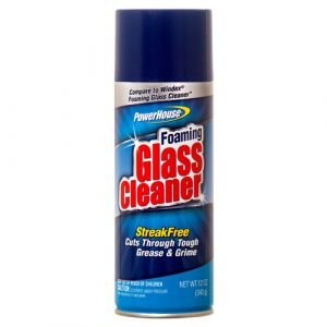 PH FOAMING GLASS CLEANER 12Z