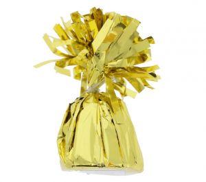 GOLD METALLIC BALLOON WEIGHT
