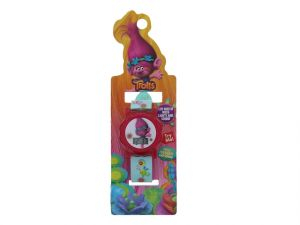TROLLS LCD WATCH WITH LIGHTS AND SOUND