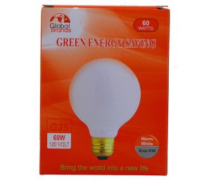 GREEN ENERGY SAVING BULB 60 WATTS