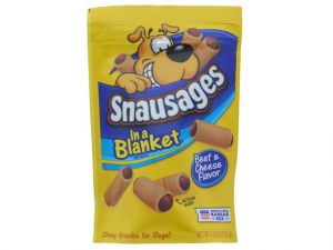 SNAUSAGES IN A BLANKET