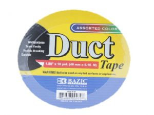 Colored Duct Tape ASST