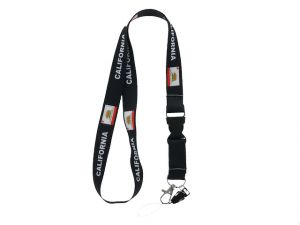CALIFORNIA LANYARD