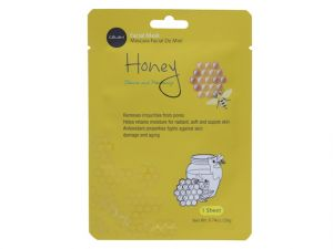 Celavi Honey Facial Face Mask 1 Sheet