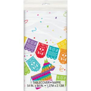 FIESTA PLATIC TABLE COVER